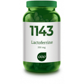 Lactoferrine (200 mg) - 30 Vegcaps