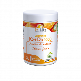 Vitamines K2D3 1000 - 30 caps