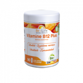 Vitamine B12 Plus - 90 caps