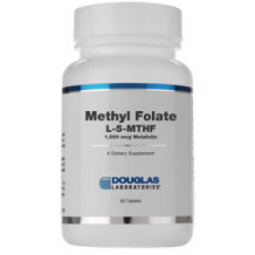 Methyl Folate - 60 Tabl.