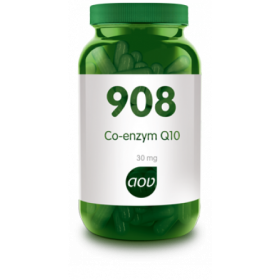 Co-enzym Q10 (30 mg) - 60 VegCaps - 908