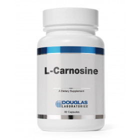L-Carnosine (500 mg) - 30 caps