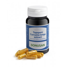 Topsport Curcuma longa extract - 60 caps