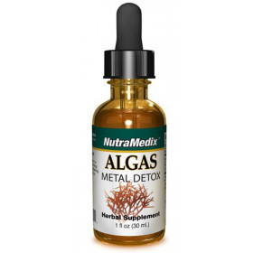 Algas Metal Detox - 30 ml