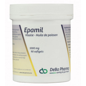 Epamil 1000 mg (omega-3) - 90 Softgels
