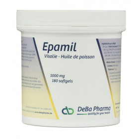 Epamil 1000 mg (omega-3) - 180 Softgels