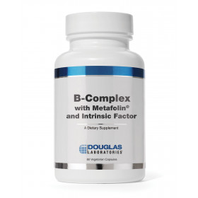 B-Complex w/Metafolin and Intrinsic Factor-60 VegCaps