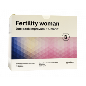 Fertility woman - Duopack (NF Nutra)