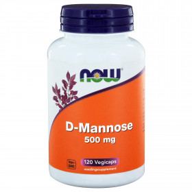 D-Mannose 500 mg 120 Vcaps
