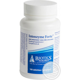 INTENZYME FORTE - 100 TAB