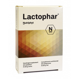 Lactophar - 30 tab (NF Nutra)