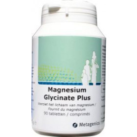 Magnesium glycinate plus - 90 tabl.