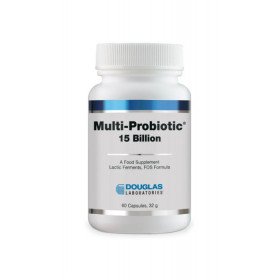 Multi-Probiotic 15 Billion - 60 caps (NF Nutra)