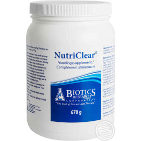 NutriClear - 670 GR PDR