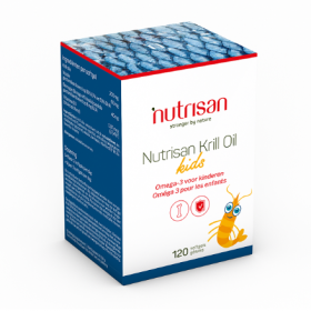 Neptune Krill Oil Kids (200mg) - 120 softgels