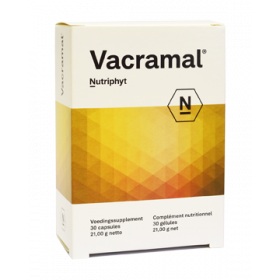 Vacramal - 30 caps (NF Nutra)