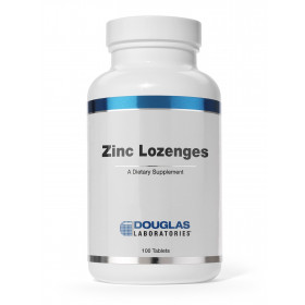 Zinc Lozenges (10 mg) - 100 tab